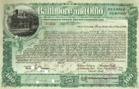 Baltimore & Ohio Railroad Company