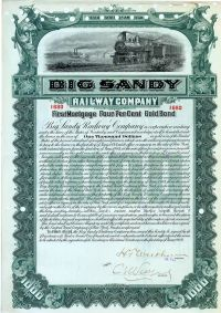 Big Sandy Railway Company