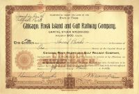 Chicago, Rock Island & Gulf Railway Company