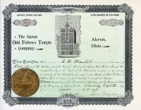 Akron Odd Fellows Temple Company