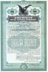 American Real Estate Company, Inc.