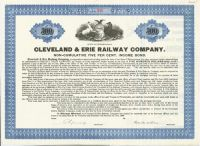 Cleveland & Erie Railway Company