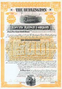 Burlington Electric Railway Company