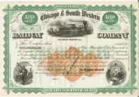 Chicago & South Western Railway Company