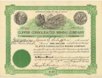 Clipper Consolidated Mining Company