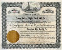 Consolidated White Rock Oil Co.